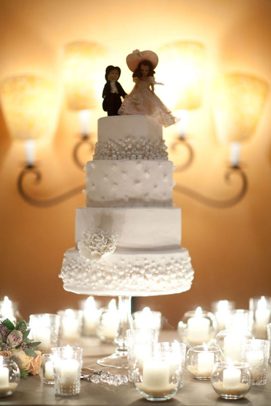 25 Jaw Dropping Beautiful Wedding Cake Ideas Wedding