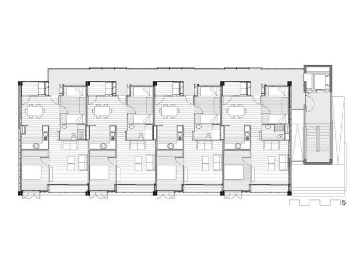Pin En Apartments Deck Access Dual Aspect