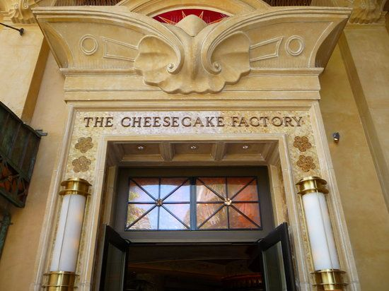 The Cheesecake Factory, Honolulu: They say it's worth the wait (45 mins),  can;t book. | Cheesecake factory, Cheesecake factory waikiki, Hawaii fun