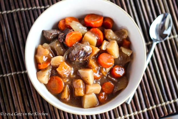 Savory Irish Stew | 21 Fall Dinners You Can Make In A Slow Cooker