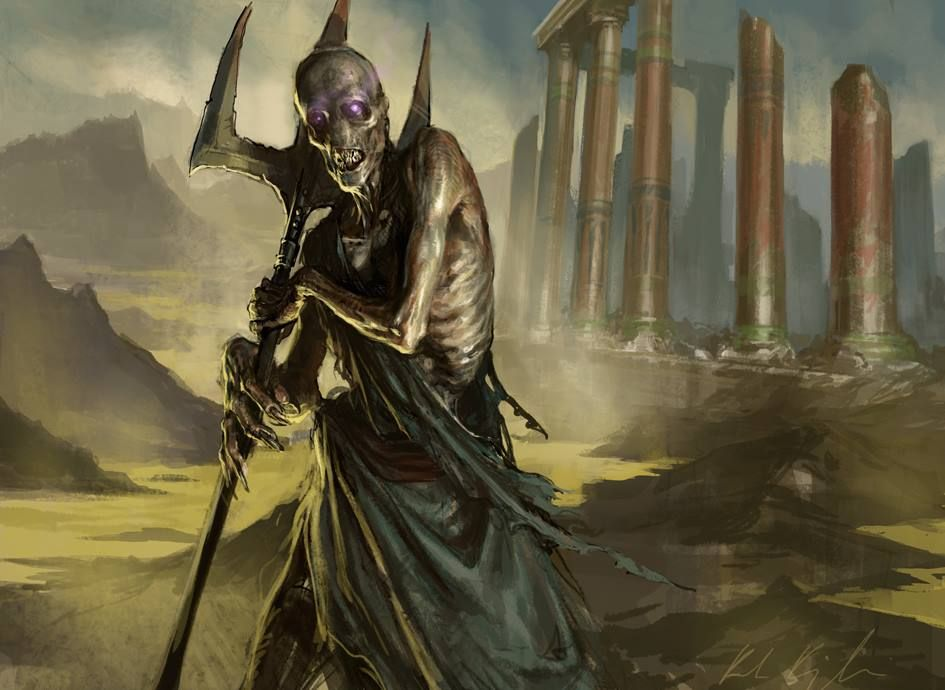 Servant of Tymaret Art