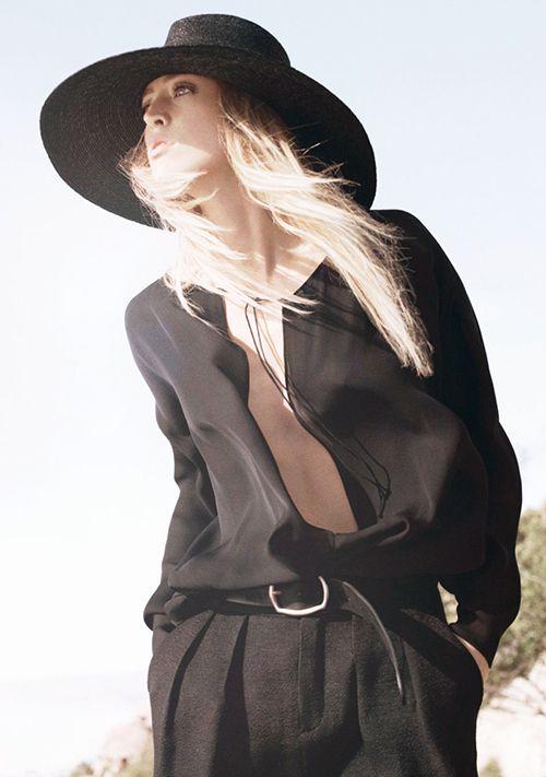 Zara kevät / kesä 2013 kampanja
