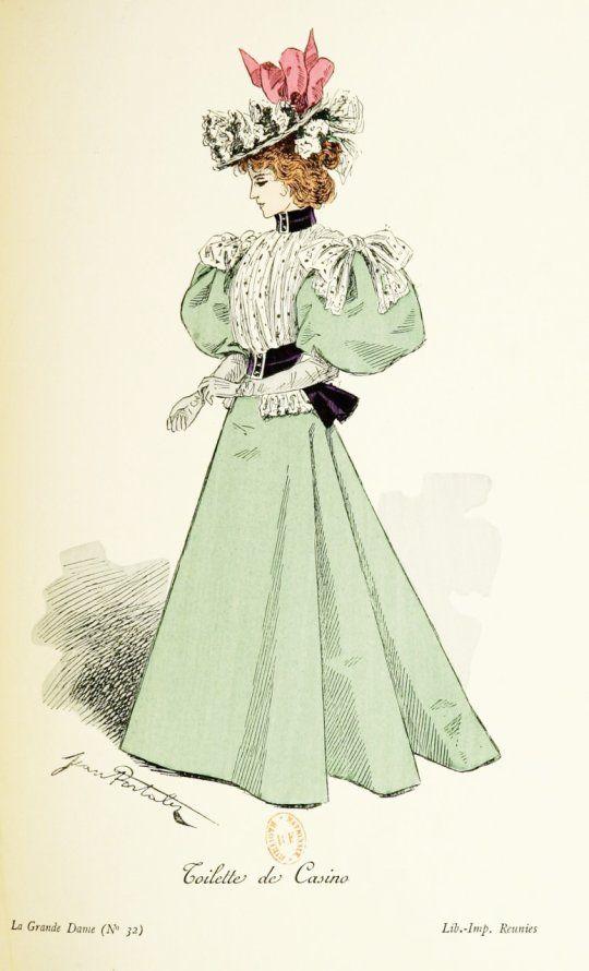Fashion. 1895