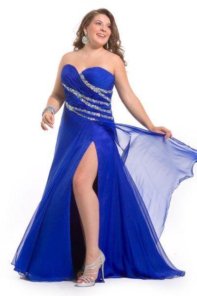 2b88569f Fotos de vestidos de fiesta de noche para gorditas - Paperblog ...