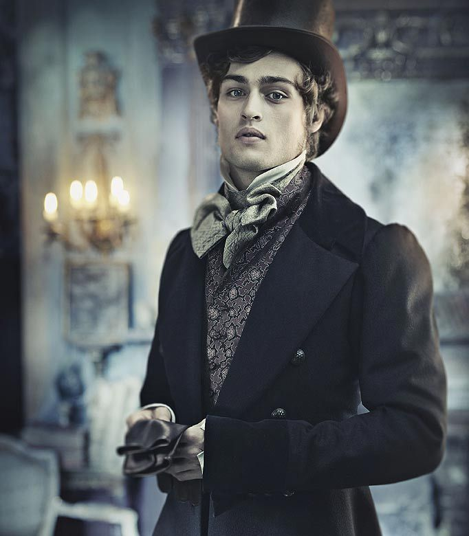 Pip - BBC's Great Expectations    I don't know if I like this photo best for the costumes or for Douglas Booth....