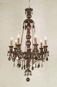 Learn Trade Secrets Restoring Old Antique Brass Chandeliers