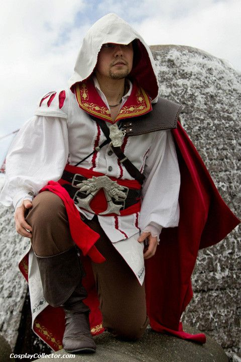Ezio Auditore da Firenze - Gasukan 48 Hiding in plain sight.