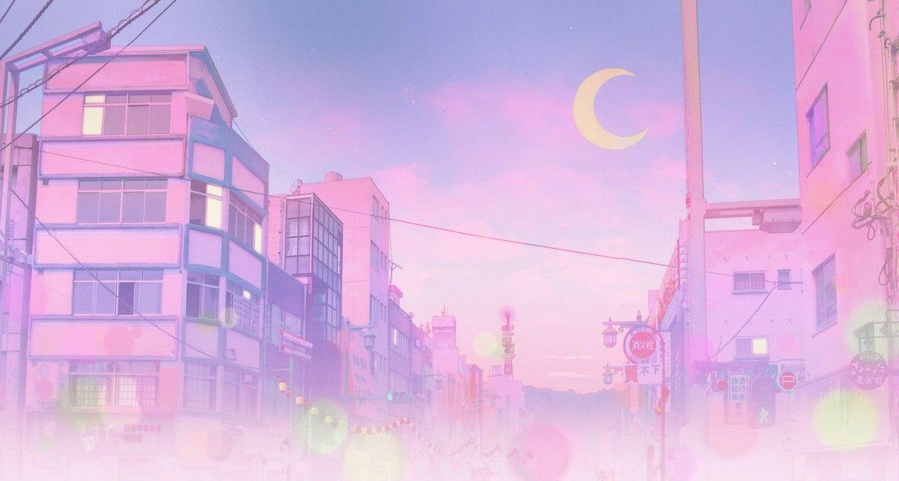 Pin By Joy Bre On Aesthetic Aesthetic Desktop Wallpaper Scenery Wallpaper Sailor Moon Wallpaper