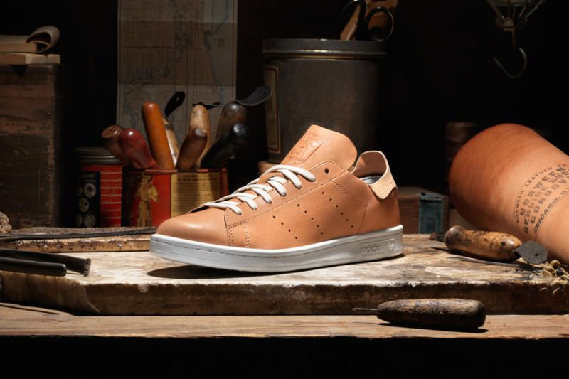 adidas stan smith premium homme