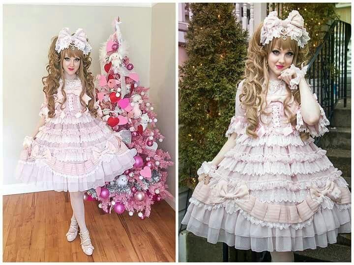 #himelolita #princesslolita #lolita #lolitafashion #jfashion #hime #himekei #princessstyle #katiedavis