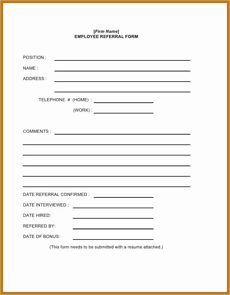 Physician Referral Form Template Unique Medical Referral Form Template Card Templates Free Program Template Card Templates