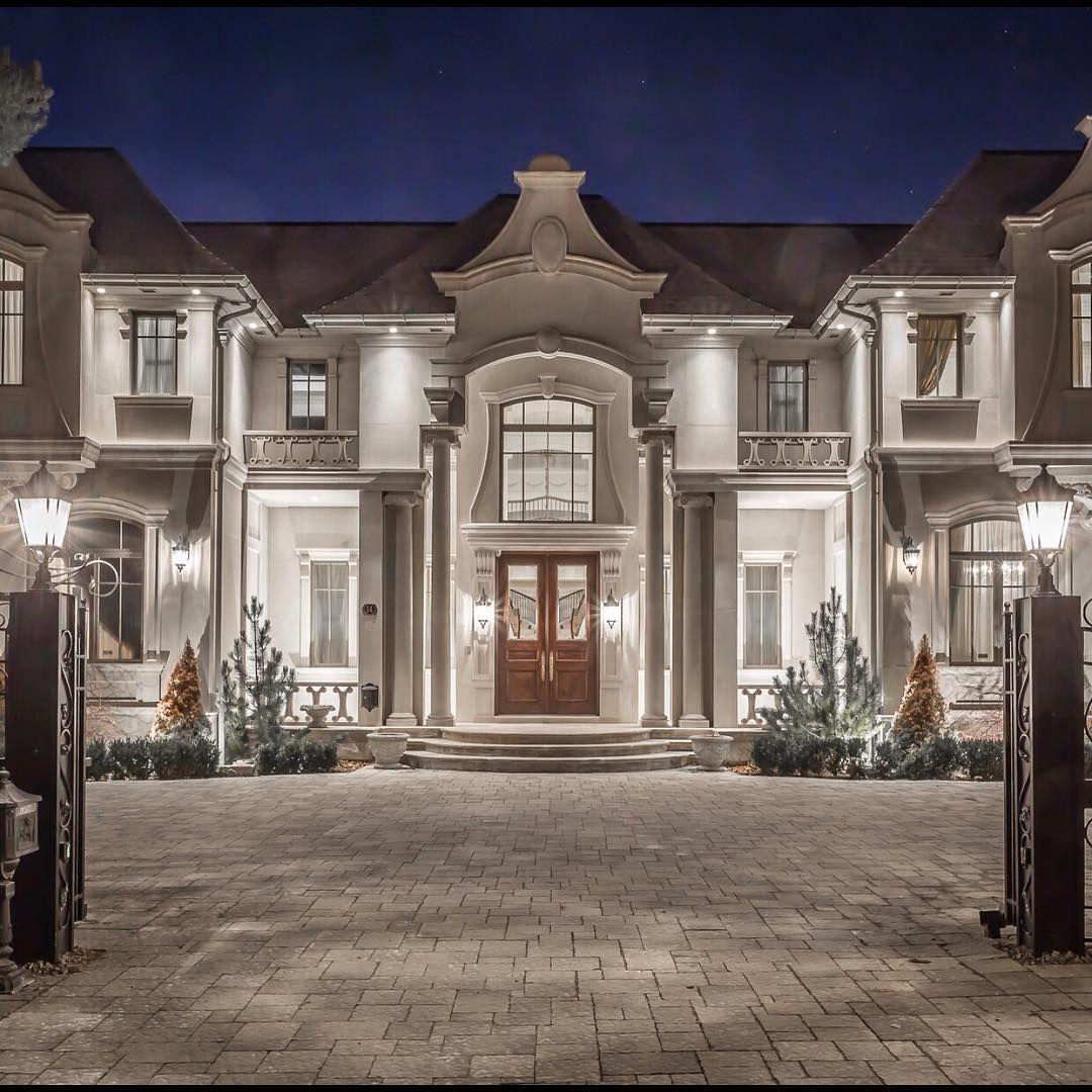 House Styles, Mansions, Custom