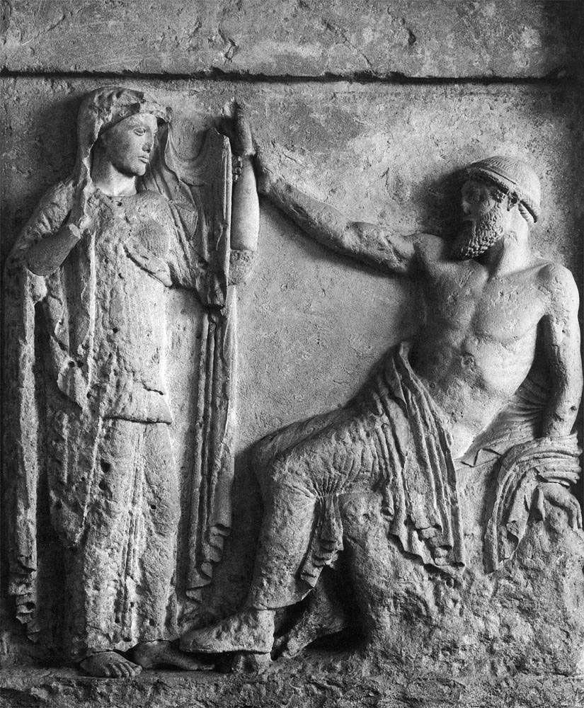 matrimonio de zeus y hera s v a c metopa del heraion de