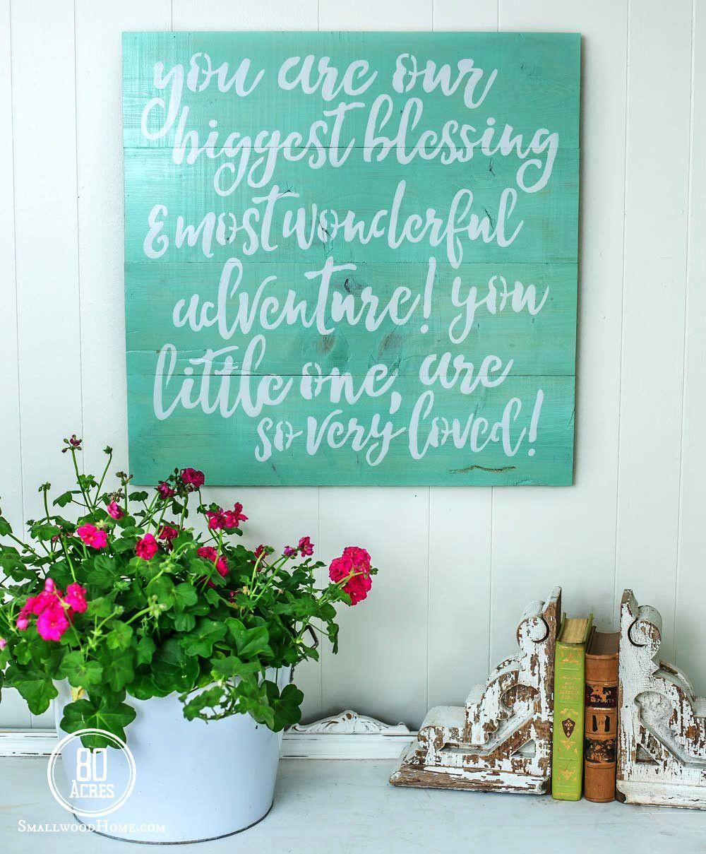 80 Acres - Biggest Blessing