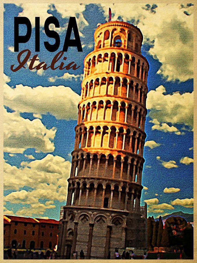 Фоны открытках, открытка с италией