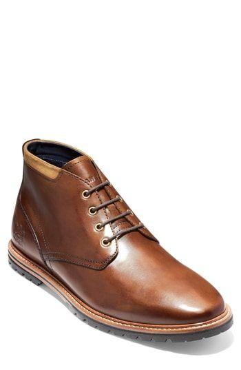 a0ed8686552 COLE HAAN RAYMOND GRAND CHUKKA BOOT. #colehaan #shoes | Cole Haan ...
