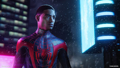 New Games Marvel S Spider Man Miles Morales Ps4 Ps5 Marvel Spiderman Miles Morales Spiderman