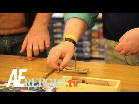"Join host Michael Sprouse and the A&E crew as they go for an afternoon of brain exercise at ""the center of the universe"" for puzzle lovers in downtown Lewes, Delaware when they visit Puzzles."