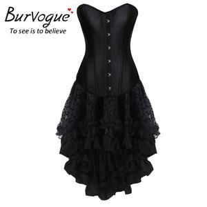 steampunk vintage gothic corset dress s3xl  steampunk