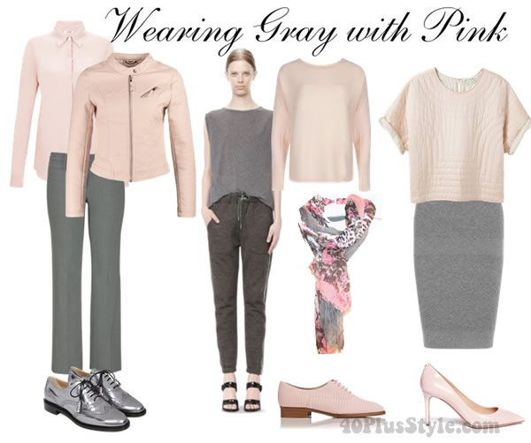 How To Wear Gray Color Palettes And Gray Outfits For You To Choose From Grey Outfit Fashion Capsule Wardrobe Grey Pants