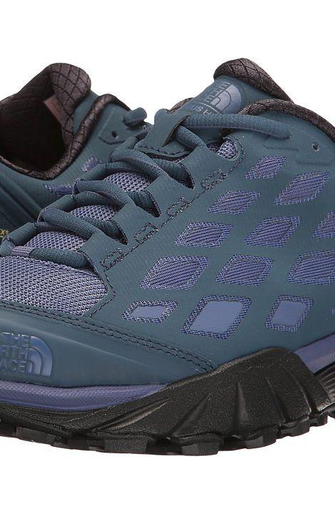 The North Face Endurus Hike GTX (Shady Blue/Coastal Fjord Blue) Women's  Shoes