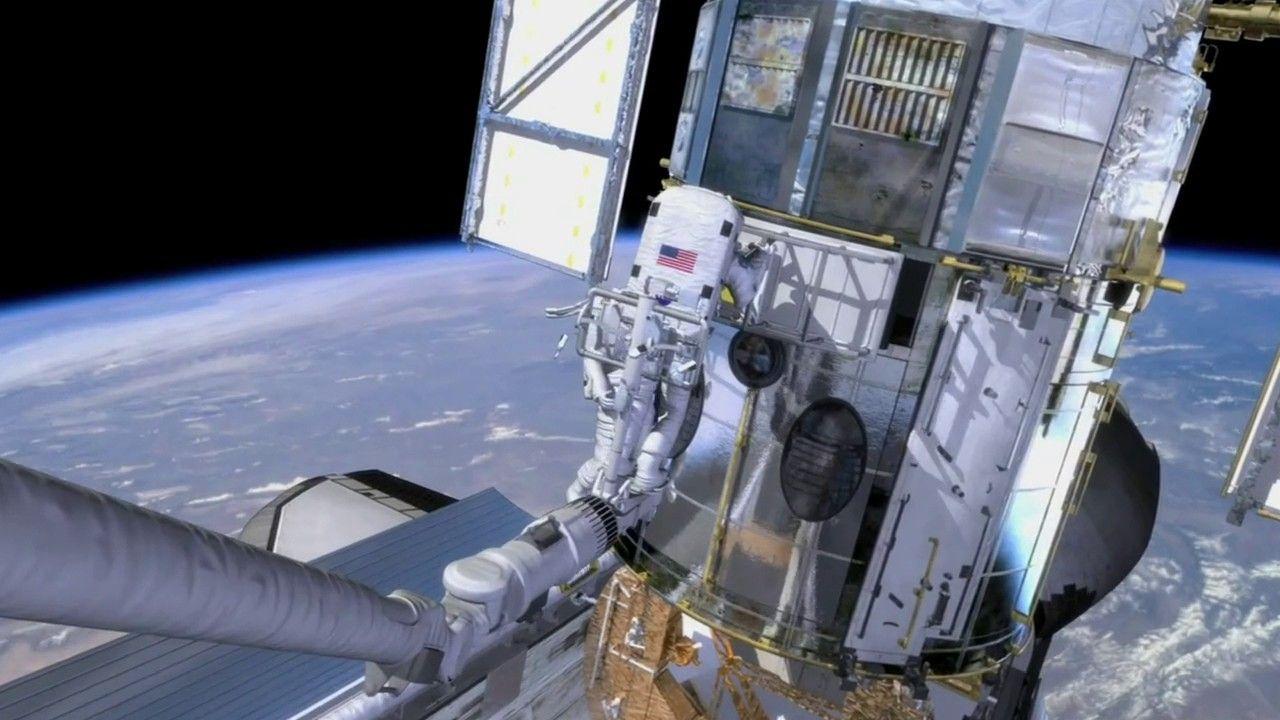 Astronauts Free Stock Video License CC0 Public Domain
