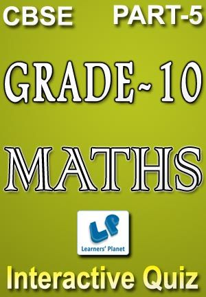 10-CBSE-MATHS-PART-5 Interactive quizzes & worksheets on Similar ...