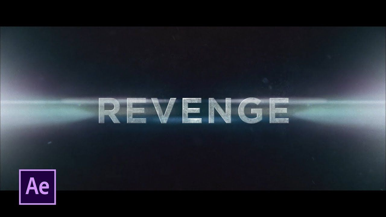 Professional Movie Trailer Titles Techniques After Effects Tutorial After Effect Tutorial Movie Trailers After Effects