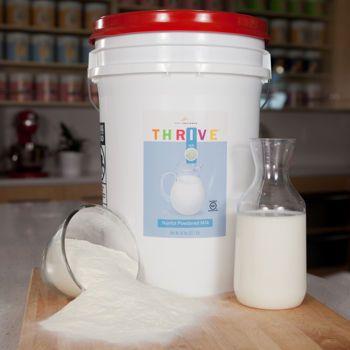Costco: 437 Total Servings Non-fat Powdered Milk 28-lb