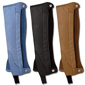 I would love some half chaps for when I ride English so the saddle doesn't pinch me to much.