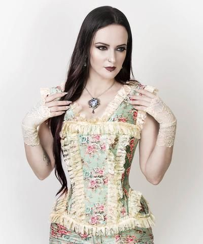 Joplin Victorian Inspired Overbust Corset (With images ...