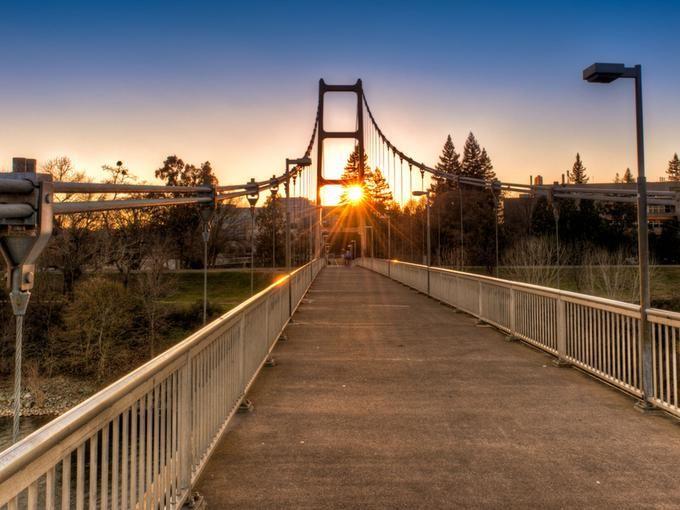Top Urban Bike Paths Across The Usa California Bike