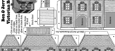 Victorian Gingerbread House Template Gingerbread House Template Gingerbread House Template Printable Gingerbread House Patterns