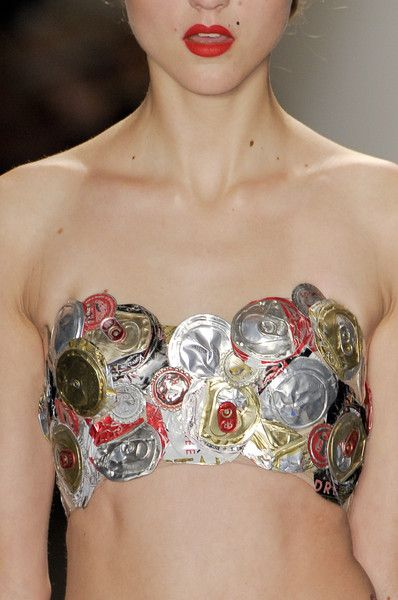 Jeremy Scott Spring 2011 Runway Pictures #wearableart