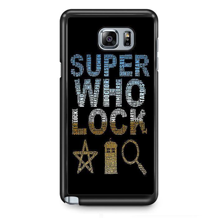 Superwholock TATUM-10387 Samsung Phonecase Cover Samsung Galaxy Note 2 Note 3 Note 4 Note 5 Note Edge