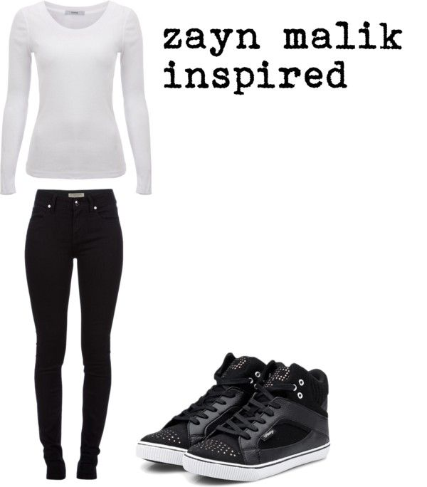 """""""zayn malik inspired"""" by aavagian ❤ liked on Polyvore"""