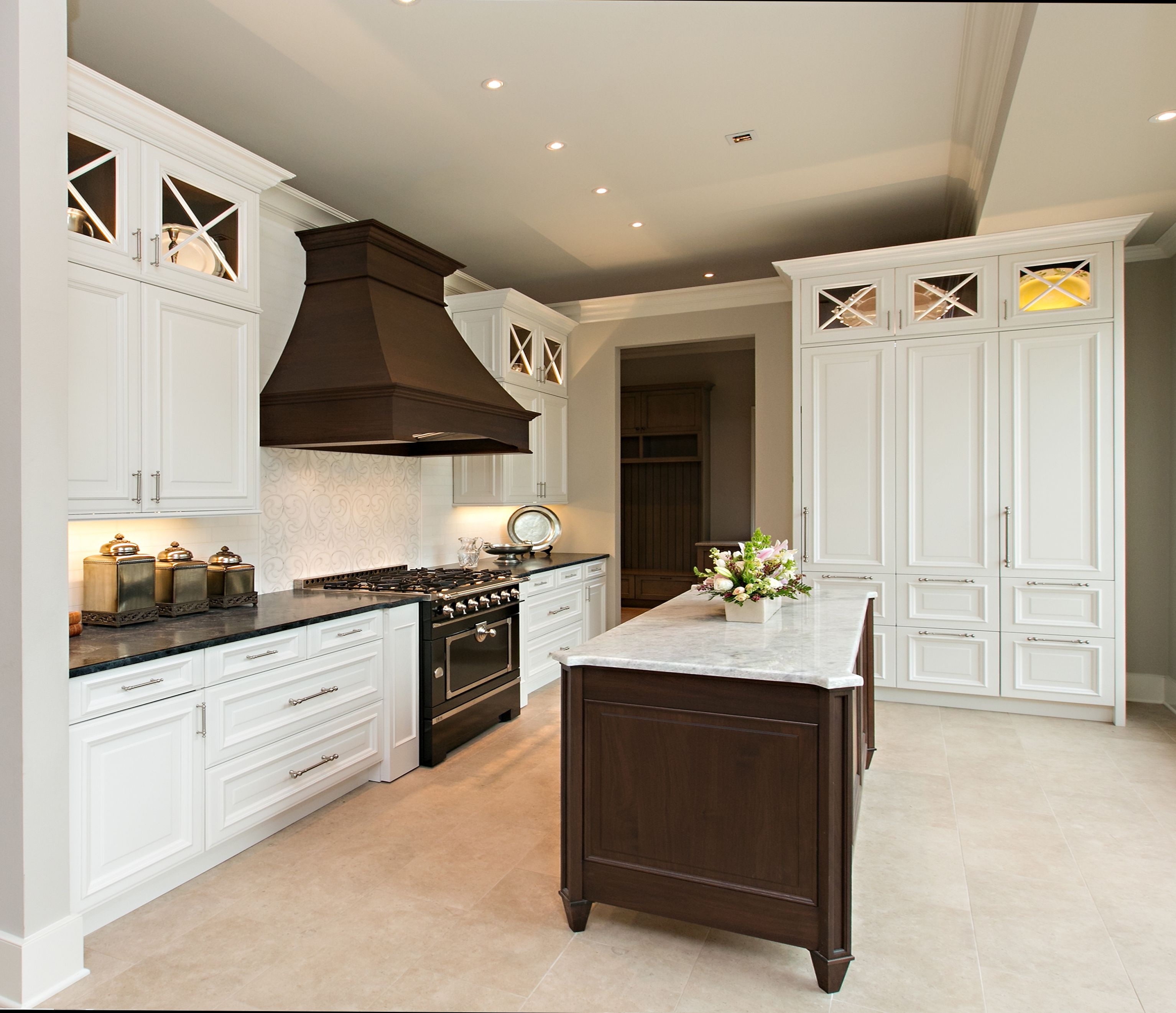 wood mode kitchens metal kitchen chairs display at the bath cottage featuring fine custom cabinetry artistic