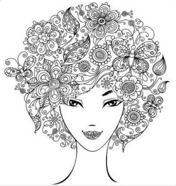 Pin von Valenty auf colorpage | Pinterest