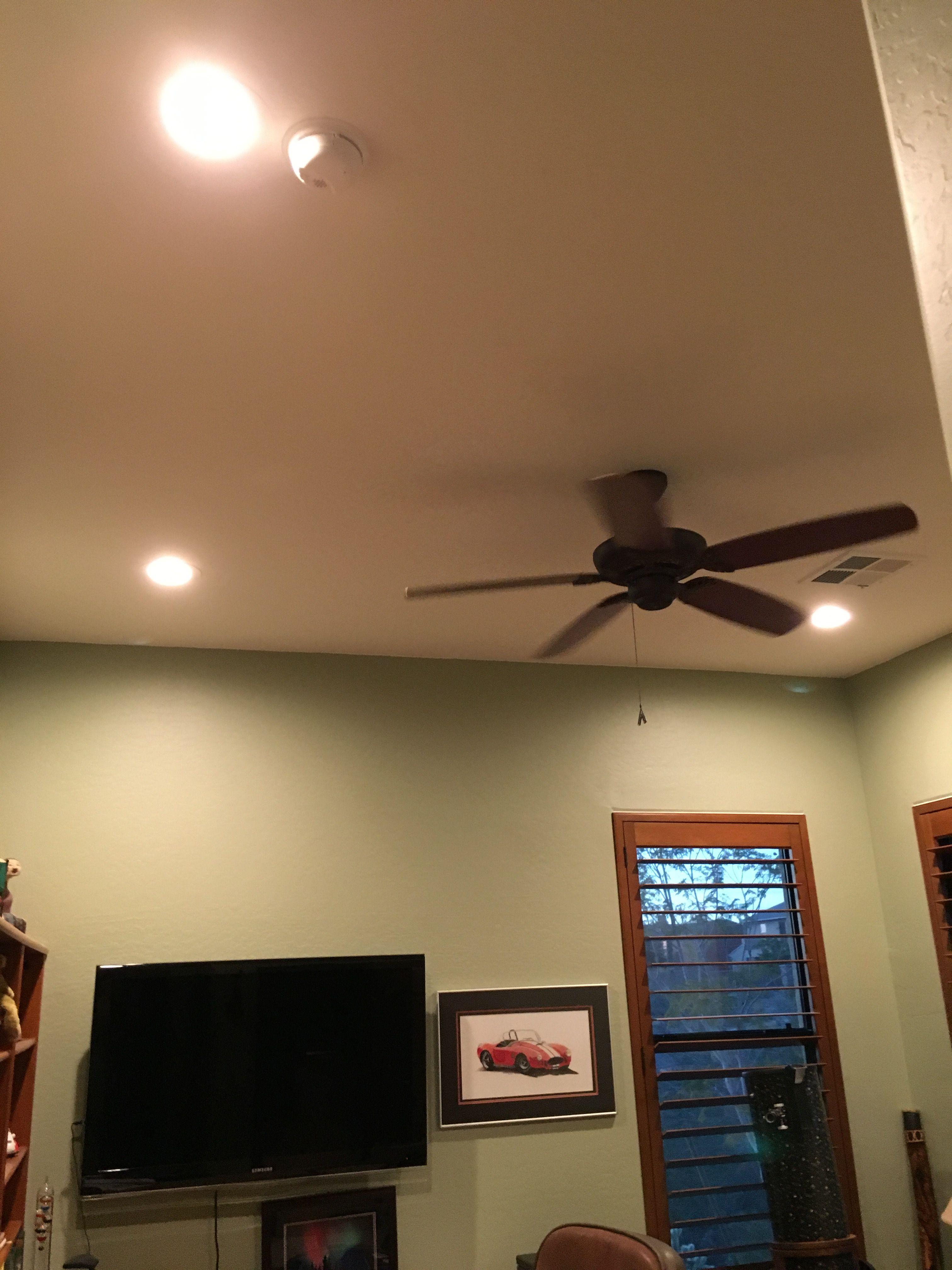 AZ Recessed Lighting bedroom installation. AZ Recessed Lighting ...