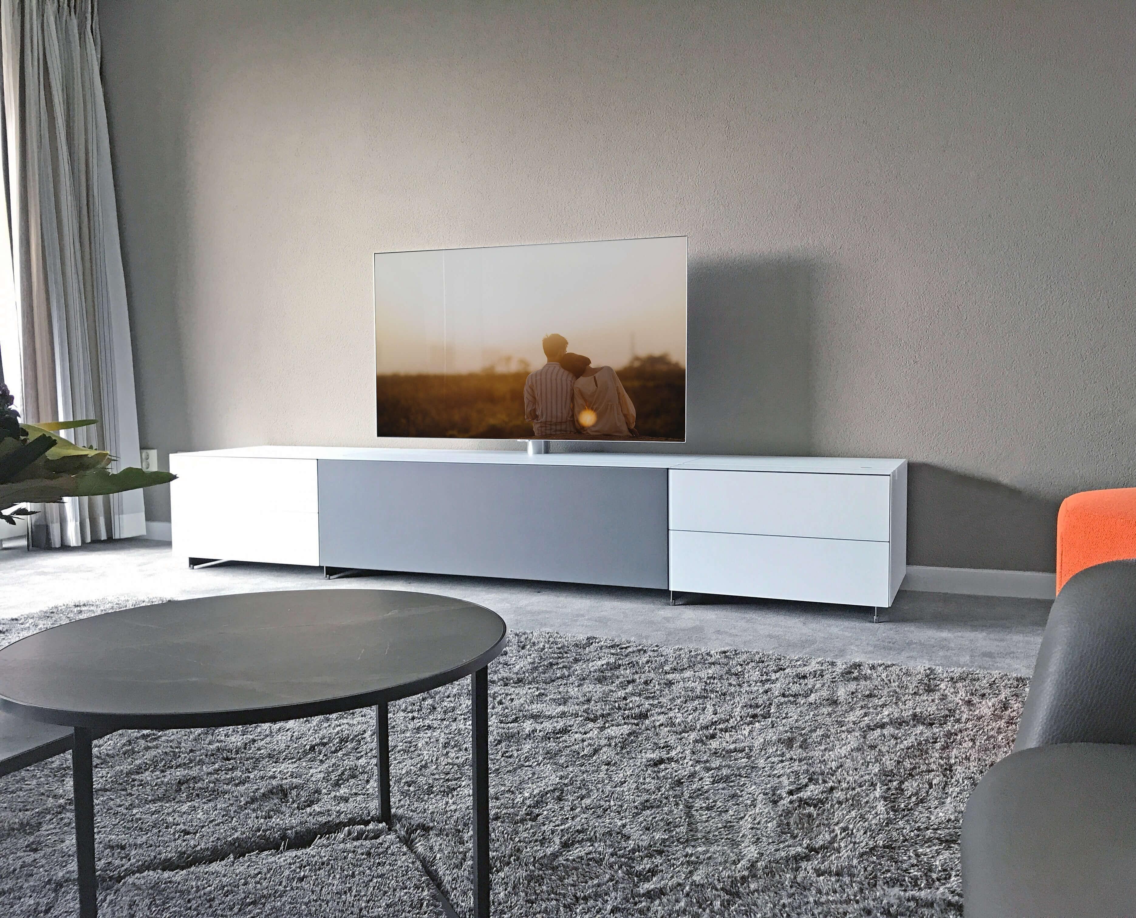 tv meubel, tv meubel modern, tv meubel zwart, tv meubel