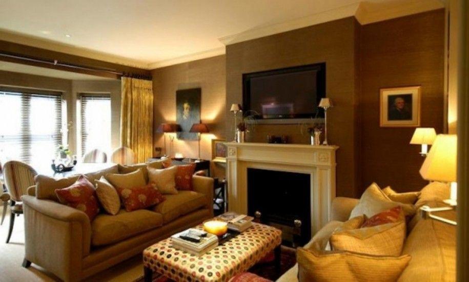 Living Room Color Schemes Designs Fascinating Earth Tone Scheme