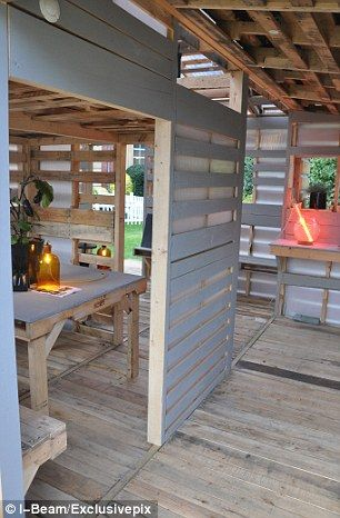 The homes made from discarded pallets that could house the world Remarkable hand built structures could transform developing countries