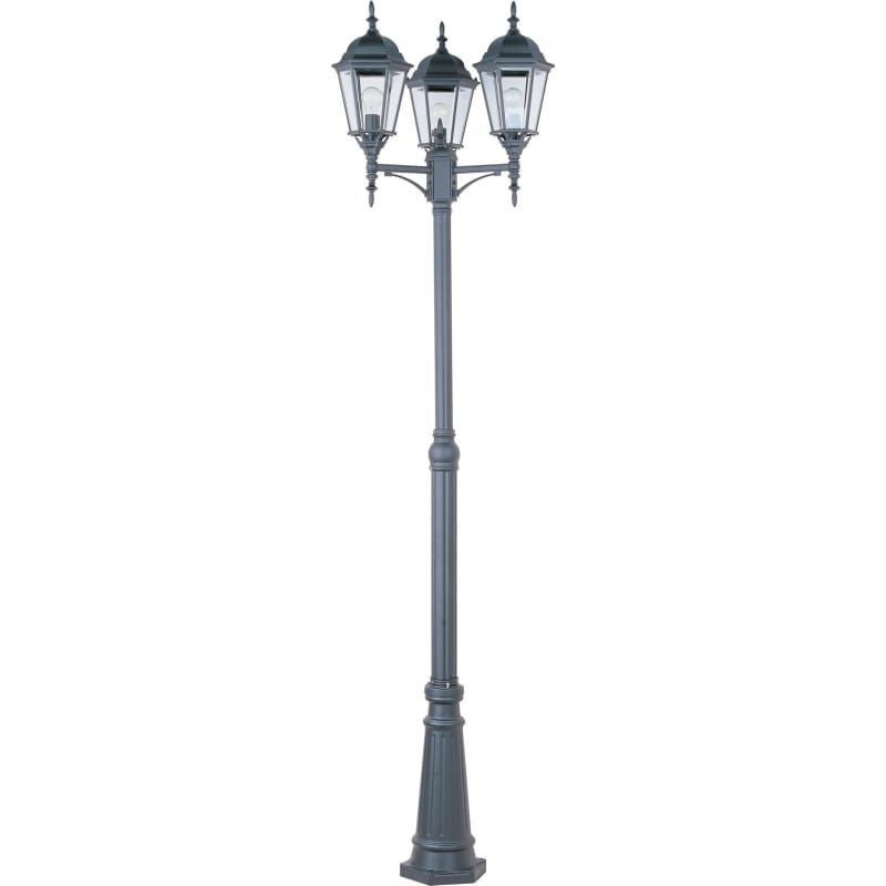 Maxim 1105 Outdoor Post Lights Outdoor Lamp Posts Outdoor Lamp