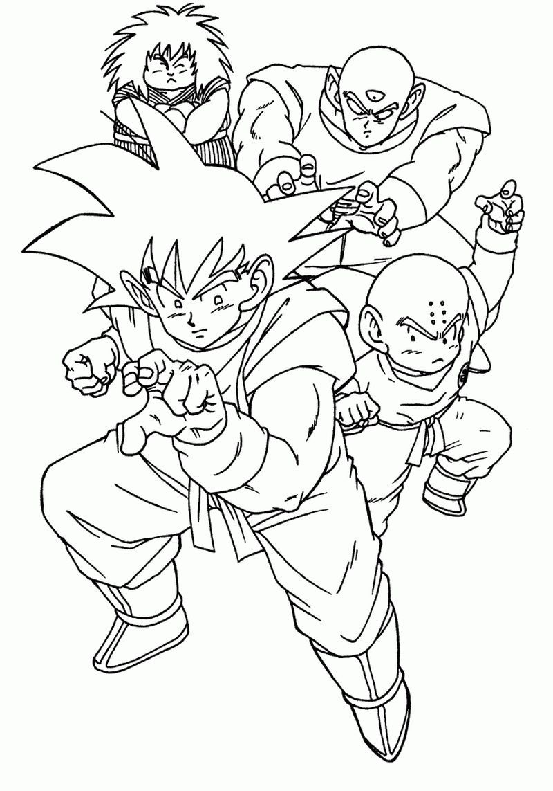 50 Dragon Ball Z Coloring Pages Dragon Coloring Page Dragon Ball Image Super Coloring Pages