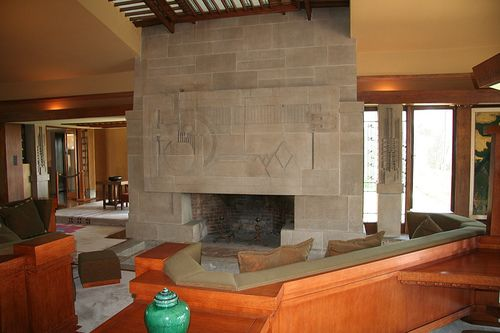 Hollyhock House Frank Lloyd Wright Frank Lloyd Wright Style Frank Lloyd Wright Usonian