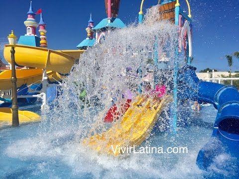 NUEVO Bahia Principe Fantasia Water Park - Punta Cana