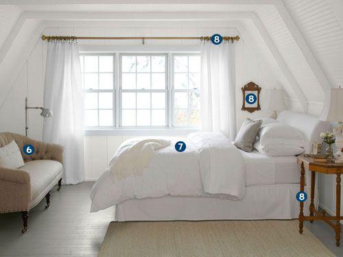 8 Ways To Make Over A Guesthouse Schlafzimmer Neu Gestalten