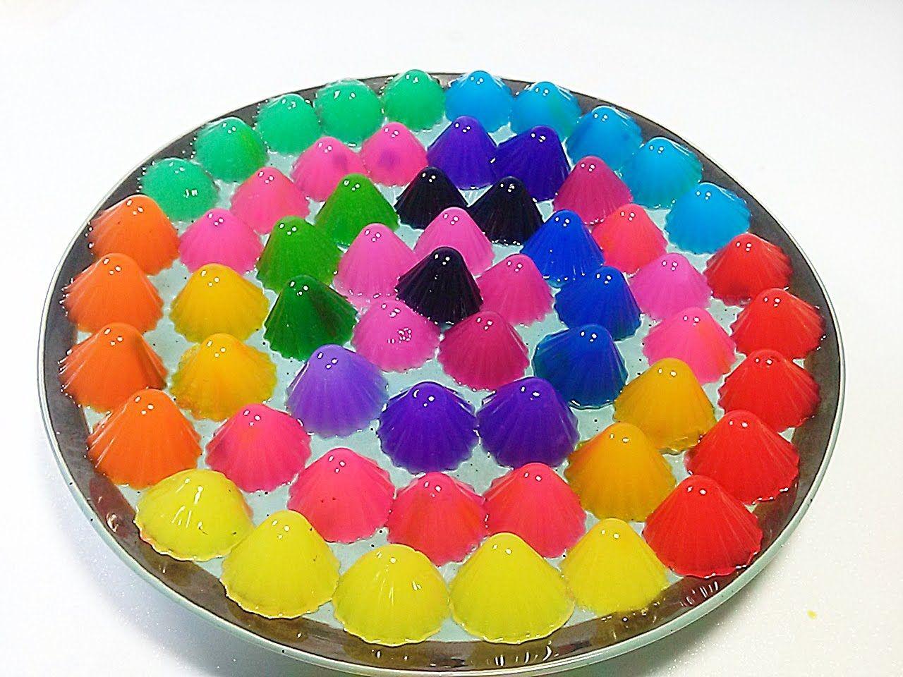 초코송이 젤리 푸딩 만들기 놀이 장난감 식완 How To Make Jelly Pudding