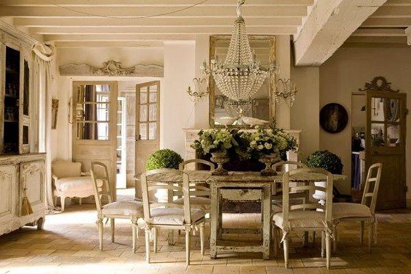 Estilo decoracion vintage pinterest decoraci n for Casas estilo romantico