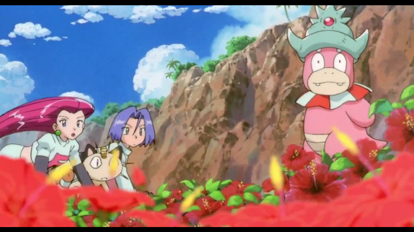 Pokemon The Movie 2000 Slowking A Face Just Creeps Me Out Every